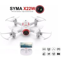 SYMA X22W WIFI FPV HD Camera RC Quadcopter Altitude Hold