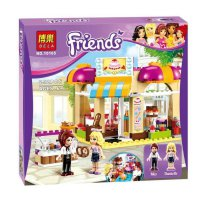 MAINAN LEGO BELA FRIENDS ISI 252 PCS ( SERI 10165 )