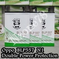 Baterai Oppo Blp557 N1 N1t N1w Double Power IC Protection