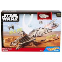 [Recommended] Hotwheels Star Wars Escape from Jakku Playset