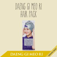 [Daeng Gi Meo Ri] Jingie Vitalizing Nutrition Steam Hair Pack