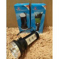 Senter Lampu Led 4 In 1 KC-669 Portable Solar Lamp Emergency