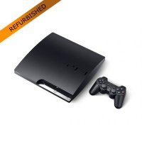 [Sony] PS3 Slim Refurnish 320 GB / CFW E3 ODE COBRA / 500 GB Ext / Hitam