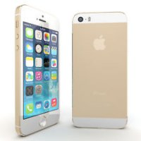 [apple] iPhone 5s 32GB Gold distributor waranty