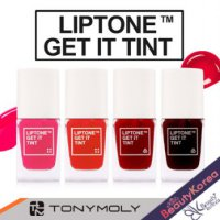TONY MOLY LIPTONE GET IT TINT -REAL VIVID COLORS WITH HYDRATING FINISHED-