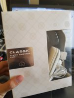 Original Classic Stereo Headphone GH007 With Mic