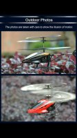 RC Helicopter HX718 3.5 Channel / Remote Control Heliko