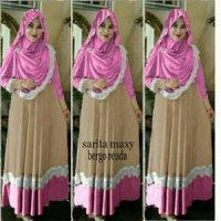 SARITA Dress HIJAB TS