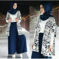 HIJAB 4IN1 TRIBAL RB