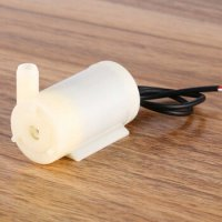 Pompa Air DC Celup Dorong Mini Micro Submersible Water Pump Motor 6V