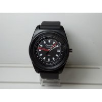 Jam Tangan Pria Alexandre Christie AC6431MD Depth Black Rubber Strap
