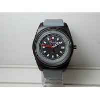 Jam Tangan Pria Alexandre Christie AC6431MD Depth Black Rubber Grey