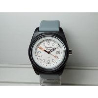 Jam Tangan Pria Alexandre Christie AC6431MD Depth Black Dial White