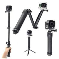 Tongsis 3 Way ( Monopod / Stand / Mini Tripod )