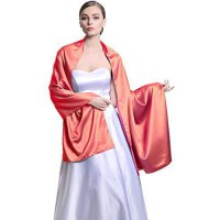 [macyskorea] MISSYDRESS Womens Bridal Party Evening/Wedding Silk Satin Shawl Wrap 25 Color/9166013