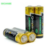 [globalbuy] 8 x 1.5V AA Alkaline Batteries LR6 Dry Battery Primary 2A Baterias for Toys/4432156