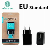 Charger Nillkin AC Adapter 5V 2A Top Speed For Iphone, Samsung, Sony, HTC, Xiaomi, Ipad, LG