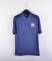 Polo Shirt Baseball Majestic Coolbase 2018 Original New York Yankees