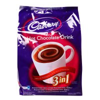 CADBURY HOT CHOCOLATE DRINK MINUMAN COKLAT SERBUK