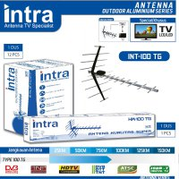 Antena TV Outdoor Digital INTRA INT-100 TG
