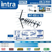 Antena TV Outdoor Digital INTRA INT-100U