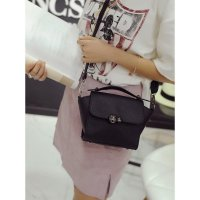 KGS Tas Wanita Casual Selempang Ball Mini Trapeze Satchel Bag 3 Pilihan Warna