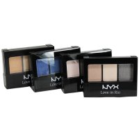 NYX Love In Rio Eye Shadow 3 Colors