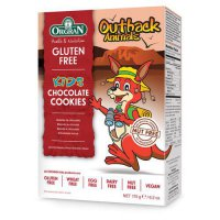 Orgran Outback Animal Chocolate Cookies
