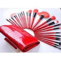 Make Up Brush For You Red