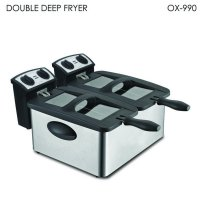 OXONE Double Deep Fryer OX-990