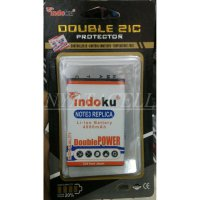 Baterai Indoku Samsung Note 3 III Replika 4000mAh /Batre/Double Power