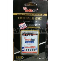 Baterai Indoku Samsung Galaxy Core I8260 2800mAh /Batre/Double Power