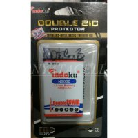 Baterai Indoku Samsung Note 3 N9000 Ori 4200mAh /Batre/Double Power