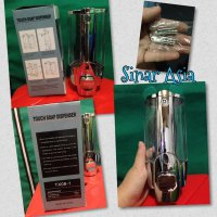 Manual Single Soap Dispenser / Tempat Sabun Cair Single Manual