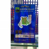 S3 Mini I8190 2000mAh Batre/Baterai Samsung Hippo Double Power Ace 2