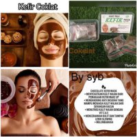 Chocolate Kefir Mask Original by SYB - Masker Kefir Coklat