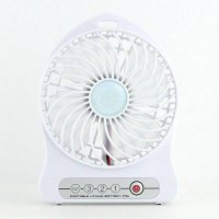 [worldbuyer] Fanning New Chic USB Portable Mini Small Fan Cooling Desktop Air Conditioner /2406470