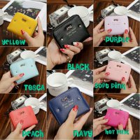 DOMPET IMPORT WANITA NEW MINI RIBBON NAOMI