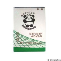 BATTERY BATERAI DOUBLE POWER DOUBLE IC RAKKIPANDA ADVAN S4F/ S4P/ S4X 3000mAh