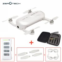 ZEROTECH Dobby Drone with Free Propeller Selfie Pocket RC helicopter FPV With HD Camera Quadcopter Dobby ZEROTECH APP control