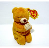 Boneka Teddy Bear Original TY Praying Teddy Hope Rare Doll