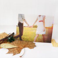 Kartu Ucapan Cinta / 3D Love Card / Never Let Me Go