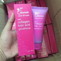 Masker MLT QUEEN PEEL OFF MASK by Sinensa / Original 100%