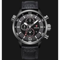 Expedition Pria 6768 Black Grey - Jam Tangan Original
