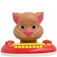 TOM SMART PIANO - MAINAN TOMCAT KUCING SJ0078