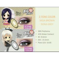 New Item! Softlens MANGA SHIN