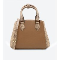 2258 Charles & Keith Structured Top Handle Handbag