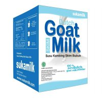 Dutch Goat Milk with Skim 105 gram