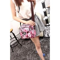 Hot Promo Smile Way Women Nylon sling Bag / Tas Selempang Korea Nilon Wanita