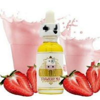 MOO STRAWBERRY MILK 60ML | 3MG E LIQUID VAPOR VAPE